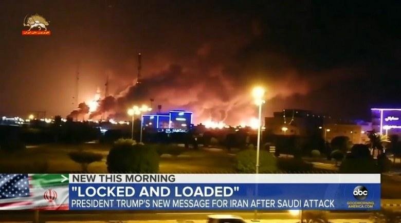 سی بی اس به نقل از مقامات آمریکایی: محل دقیق حملات در نقطهای در جنوب ایران بوده