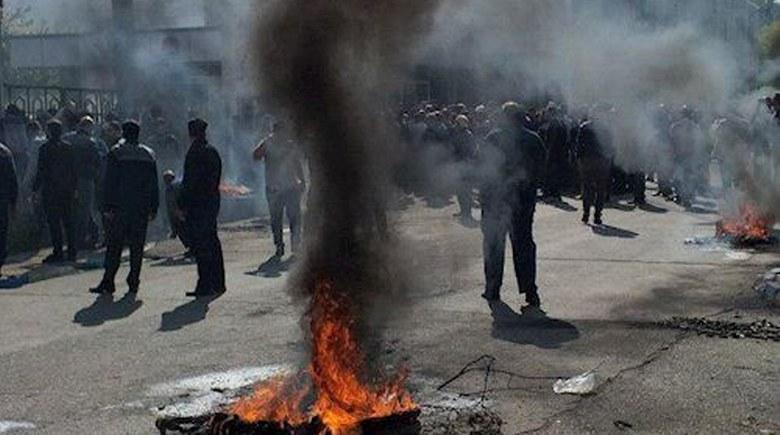 سایت ایران آزادی وبحران لاالاج رژیم