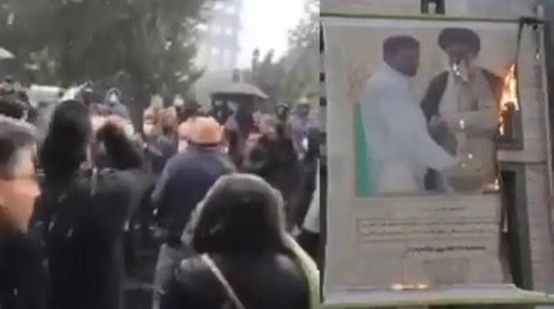 قهرمانان عراق - #خامنئي_عدو_مشترک #العراق #العراق_ينتفض #بغداد