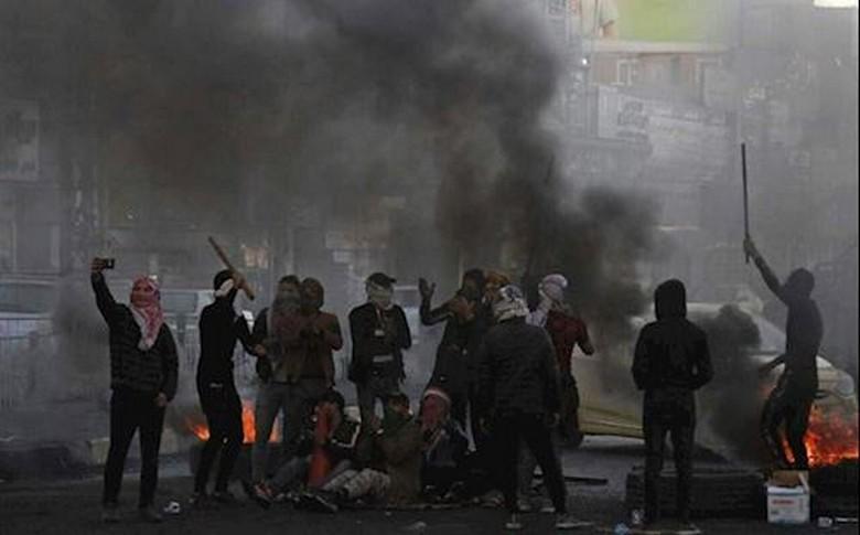 قیام مردم عراق علیه رژیم ایران ابعاد بیسابقه ای بخود گرفت