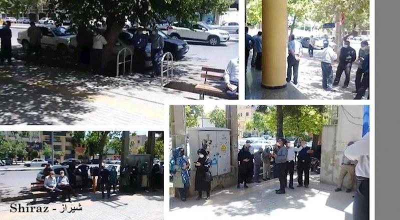 کنفرانس آنلاین رئیسجمهور برگزیده مقاومت ایران با شماری از نمایندگان پارلمان اروپا ـ قسمت دوم